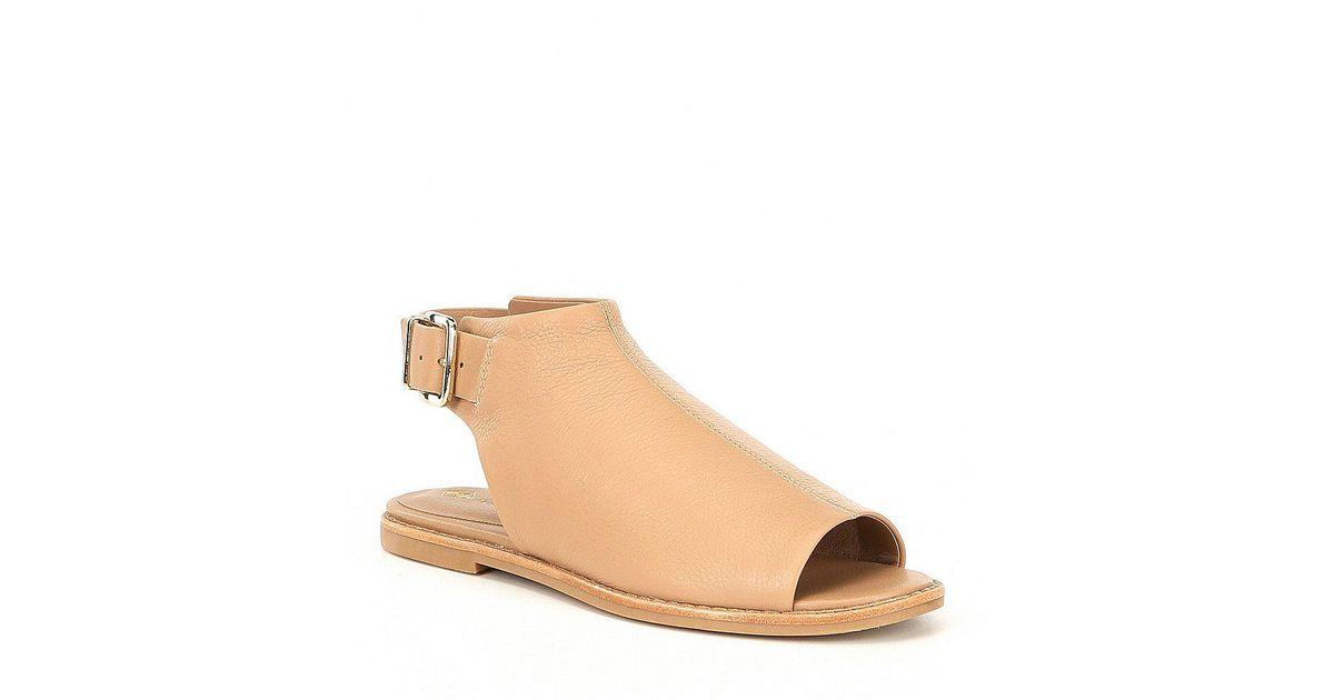 ad6898e95d86 Lyst - Antonio Melani Zerban Flat Sandals in Black