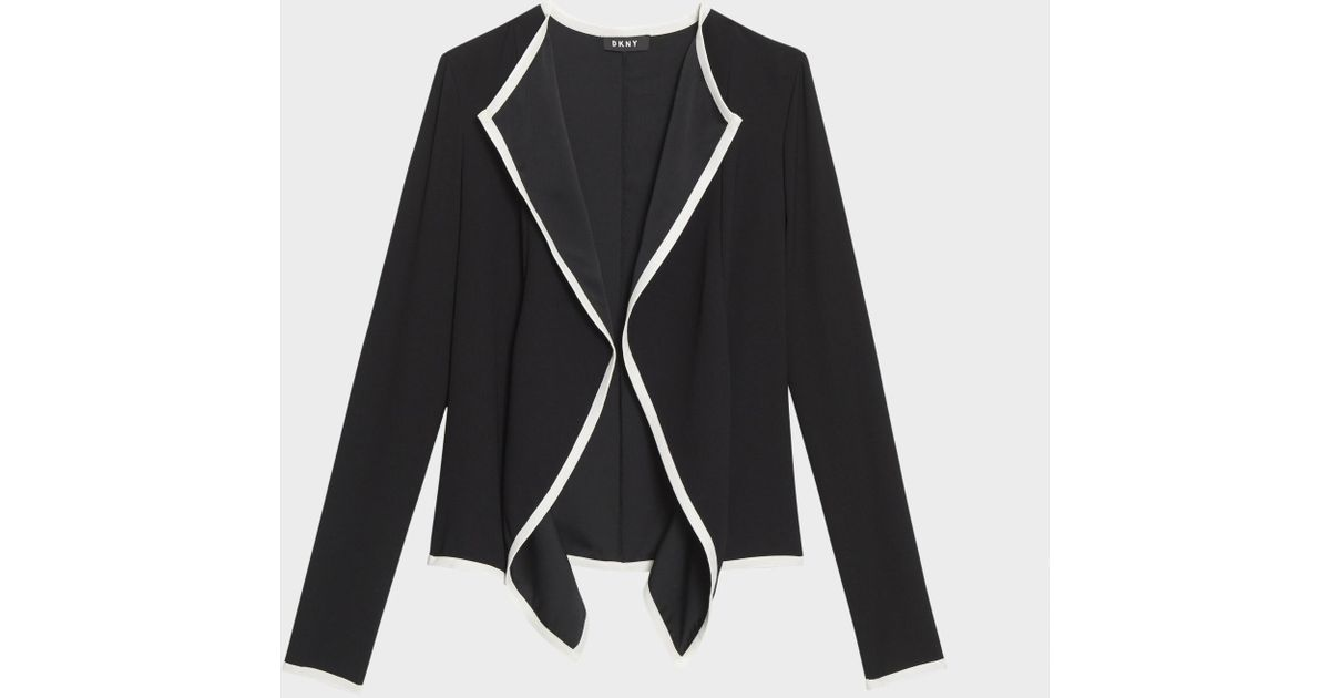 silk hinge blazer listing nordstrom by drapes from m draped poshmark
