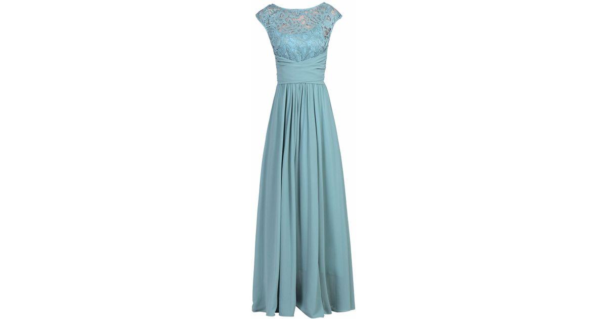34a4992de2 Jolie Moi Duck Egg Blue Maxi Dress in Blue - Lyst
