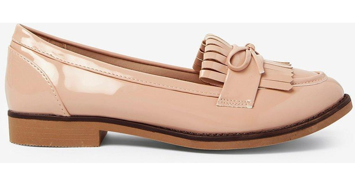 Dorothy Perkins Wide Fit WIDE FIT LOTTA - Slip-ons - nude cBmbLBXyw