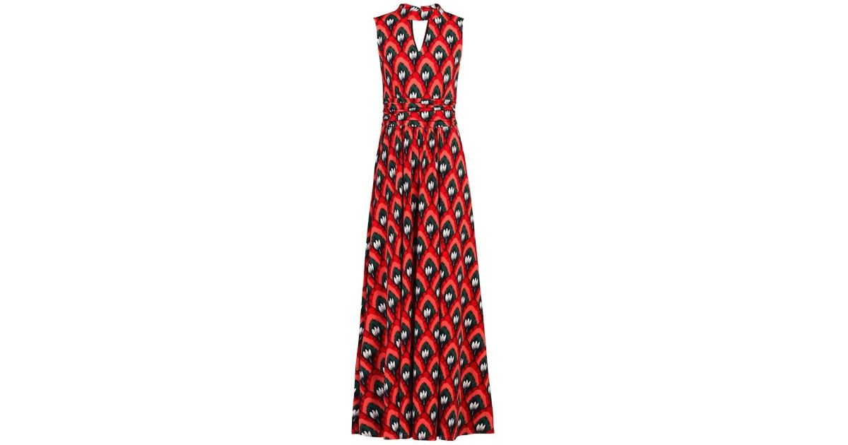 556cbfd172 Dorothy Perkins Jolie Moi Red Turtleneck Maxi Dress in Red - Lyst