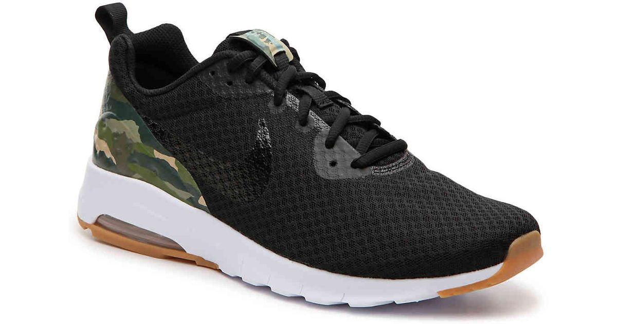 d8fd8e2ca4dc Lyst - Nike Air Max Motion Lw Premium Sneaker in Black for Men