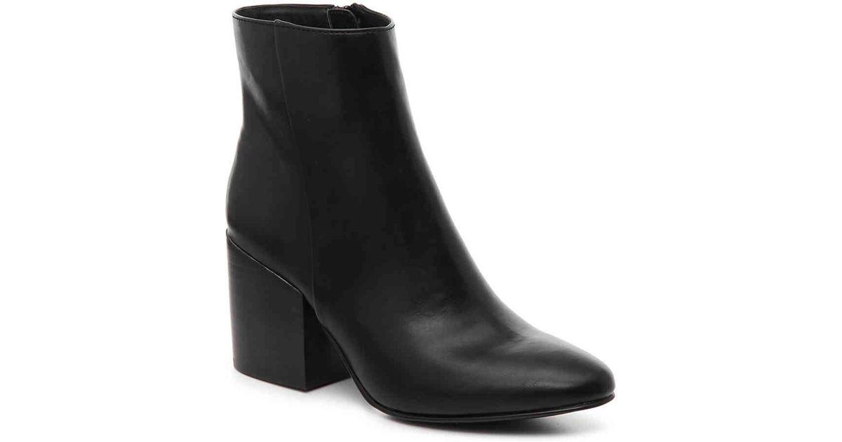 c35d7c2249e7 Lyst - Madden Girl Aaden Bootie in Black