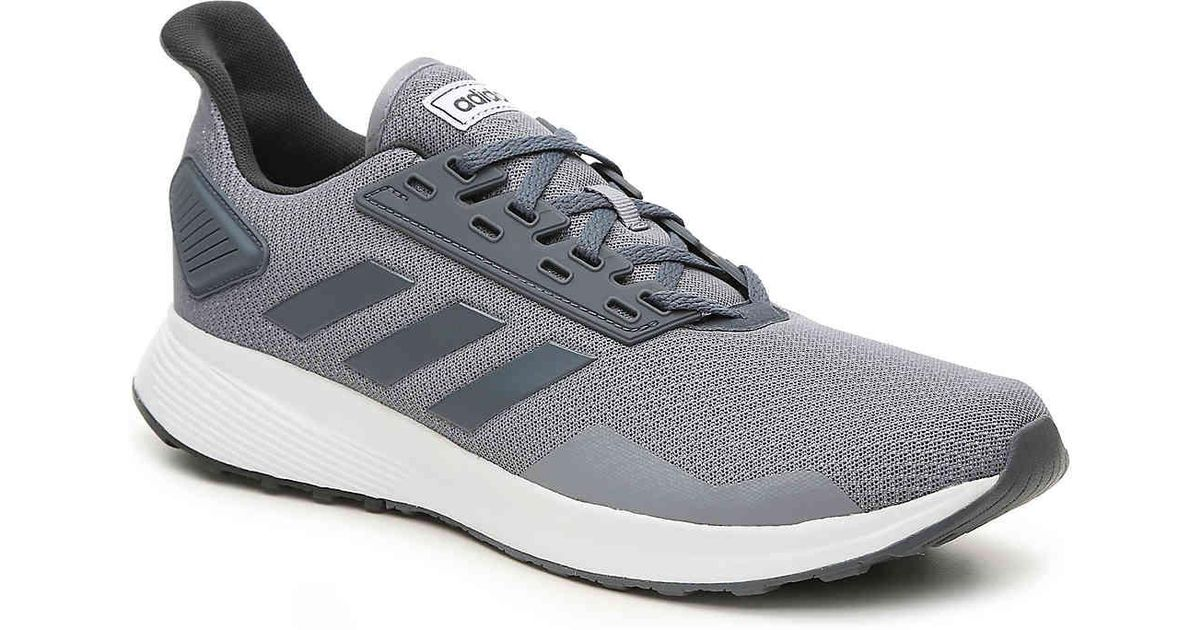 a95c4eee332 Lyst - adidas Duramo 9 in Gray for Men - Save 7%