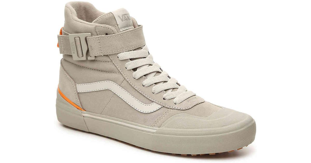 3fb563c0a9 Lyst - Vans Ward Hi Mte High-top Sneaker in Gray for Men