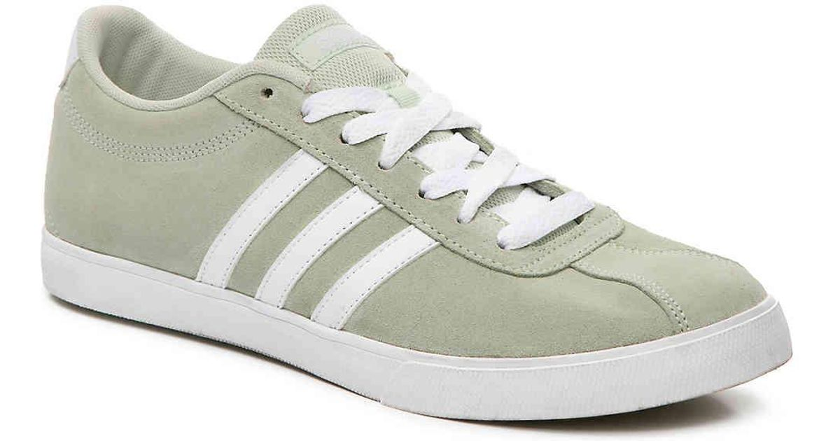 51cbc9218eaa Lyst - adidas Courtset Sneaker in Green