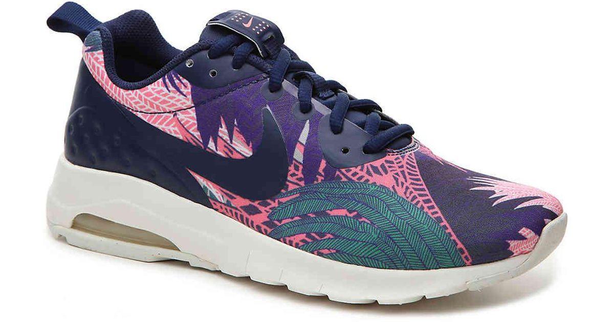 a6406d1b349 Lyst - Nike Air Max Motion Lw Print Sneaker in Blue