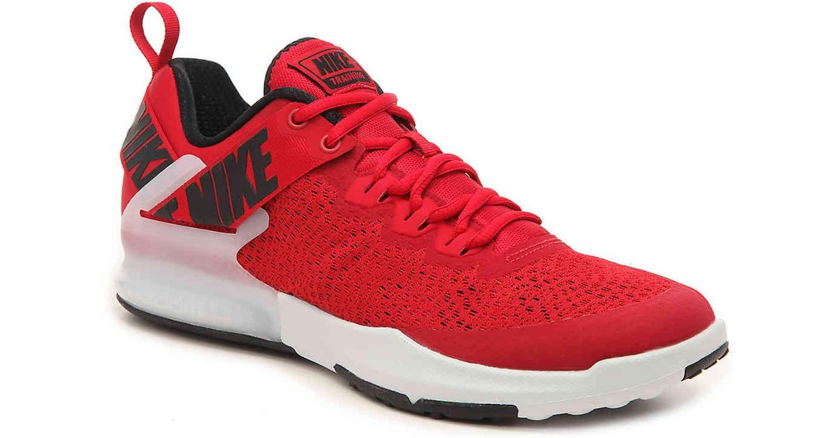 the latest 8843e 85f3c Nike Zoom Domination Tr 2 Training Shoe in Red for Men - Lyst