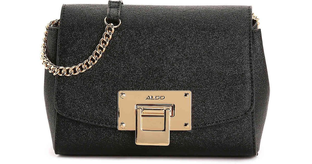 4a6aac58397 Lyst - ALDO Rotella Crossbody Bag in Black