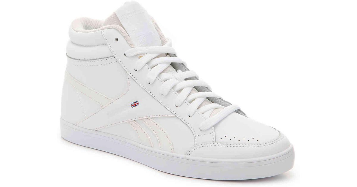 d63f33965017a3 Lyst - Reebok Classic Royal Aspire High-top Sneaker in White