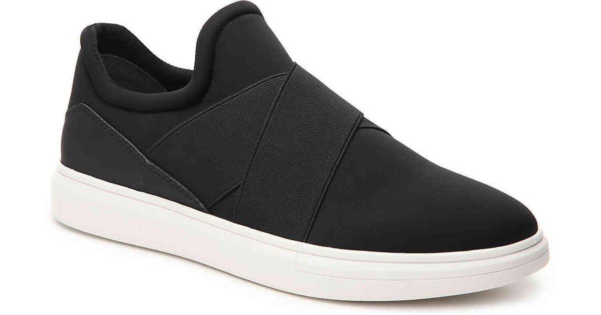 f491efe5e41d60 Lyst - Sam Edelman Jamie Slip-on Sneaker in Black for Men