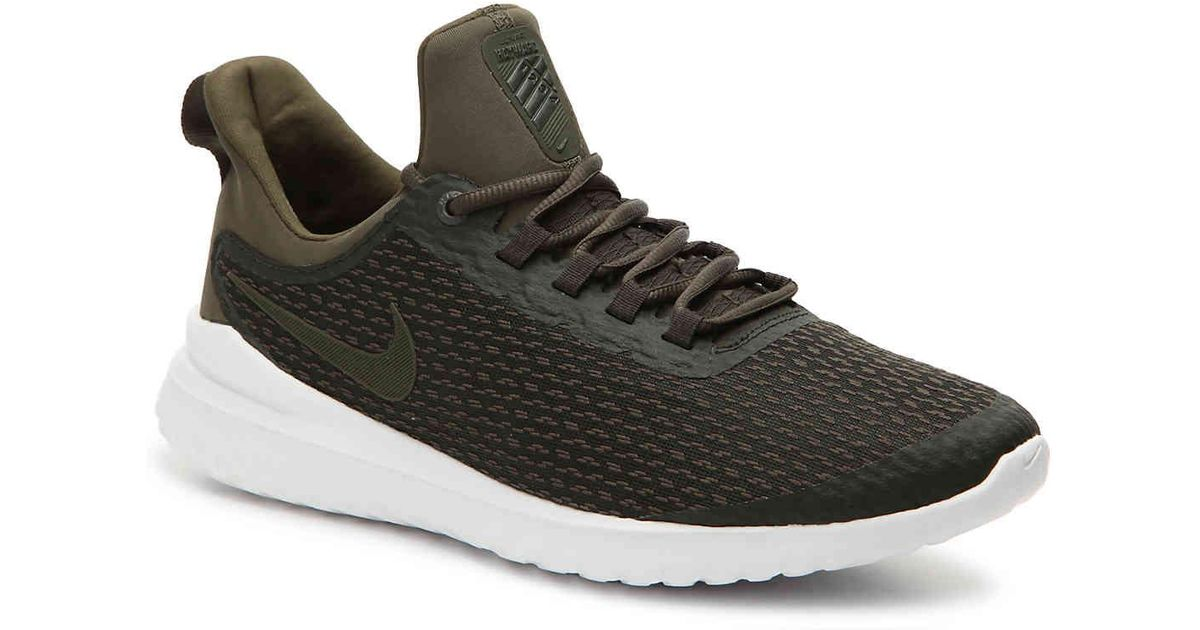 quality design ce1d7 096dd Nike Renew Rival Lightweight Running Shoe in Green for Men - Lyst