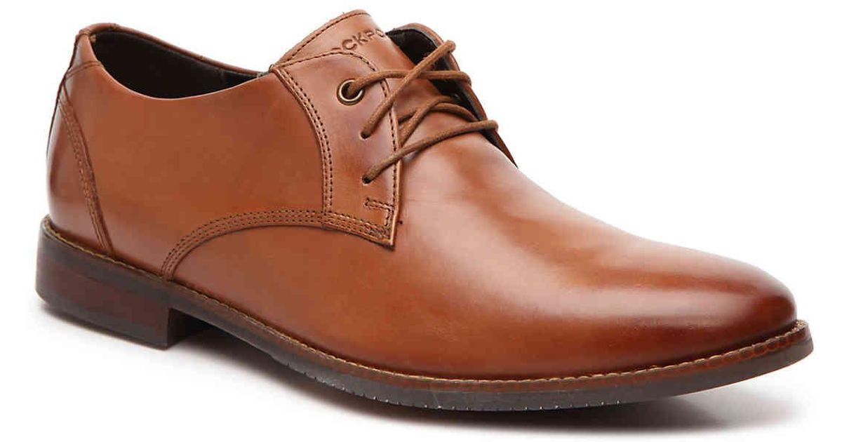092d0bc89bcd Lyst - Rockport Jordyn Oxford in Brown for Men