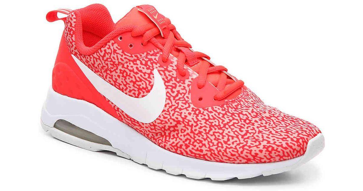 brand new 8c84c d8360 Lyst - Nike Air Max Motion Lw Print Sneaker
