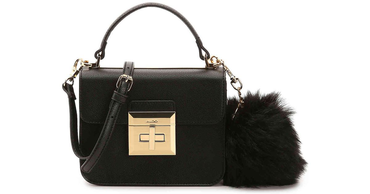 5fd15085d2d Lyst - ALDO Chiadda Crossbody Bag in Black