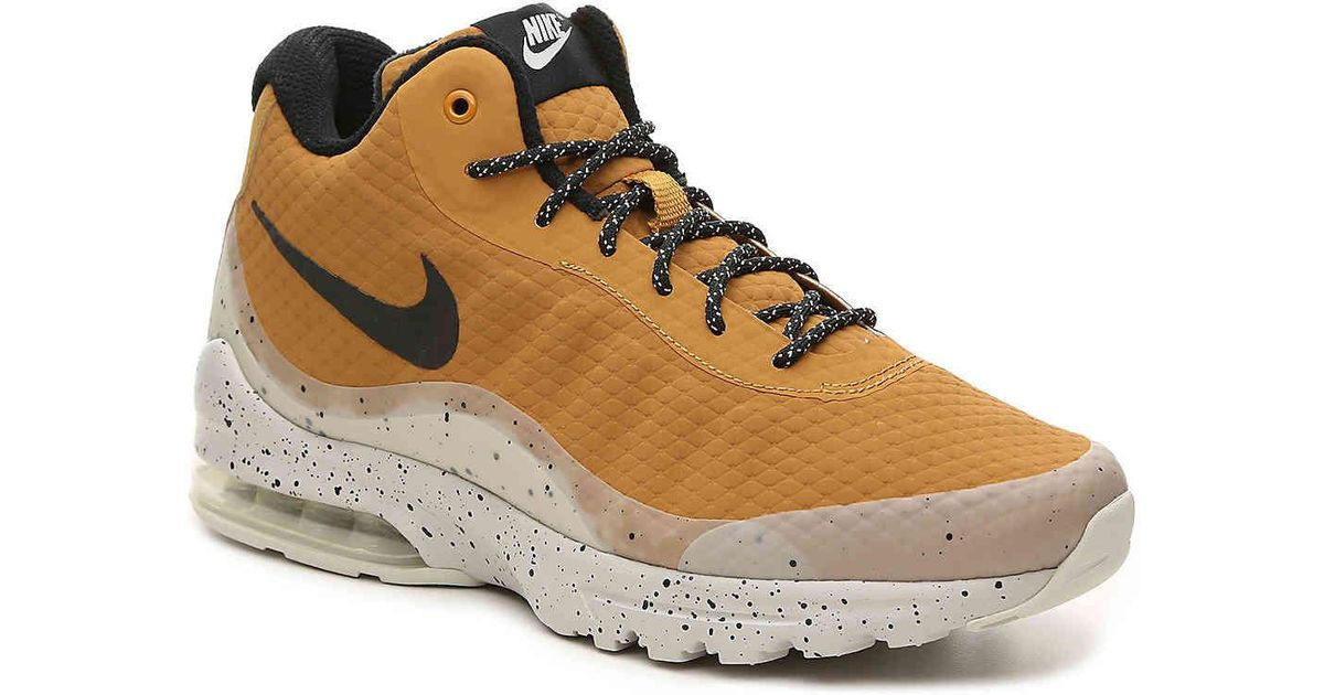 65b5ad4d041 Lyst - Nike Air Max Invigor Mid-top Sneaker in Brown for Men