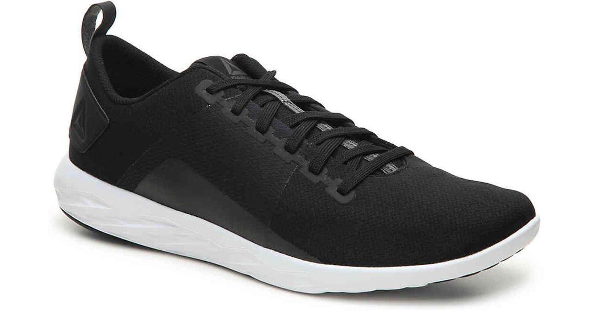 6e41d98d81f41e Lyst - Reebok Astroride Walking Shoe in Black for Men