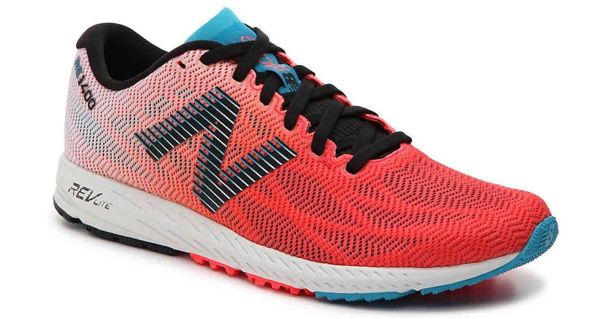 8cc7cd651f New Balance - Multicolor 1400 V6 Lightweight Running Shoe for Men - Lyst
