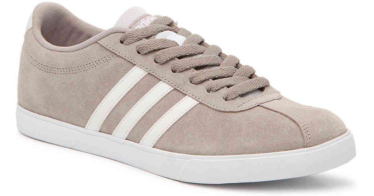 bae2ebce653 Lyst - adidas Courtset Sneaker