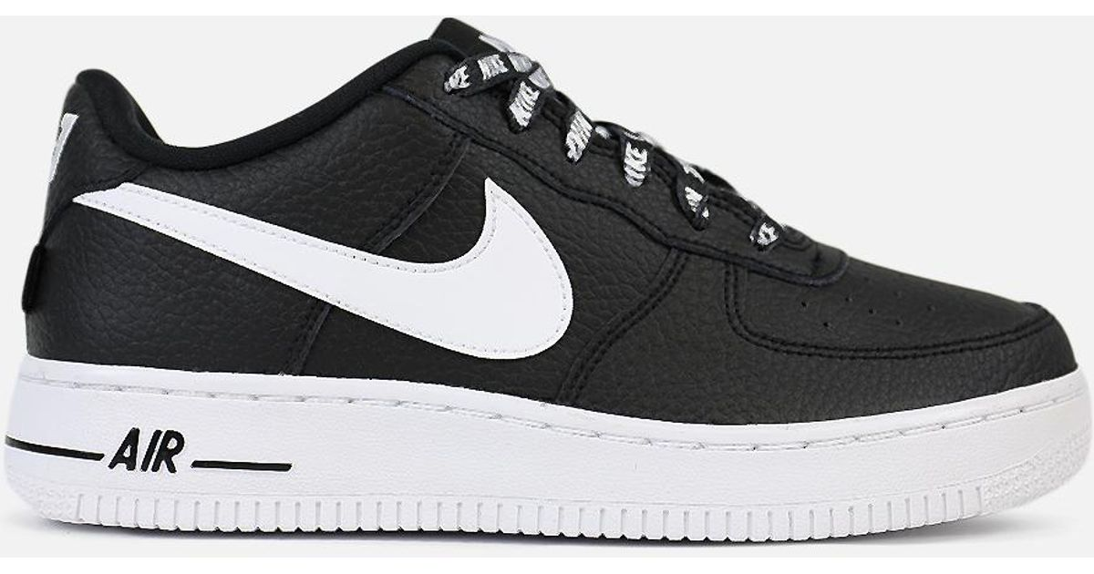 Lyst Nike Air Force 1 Low Nba 'love For The 1' Grade school in
