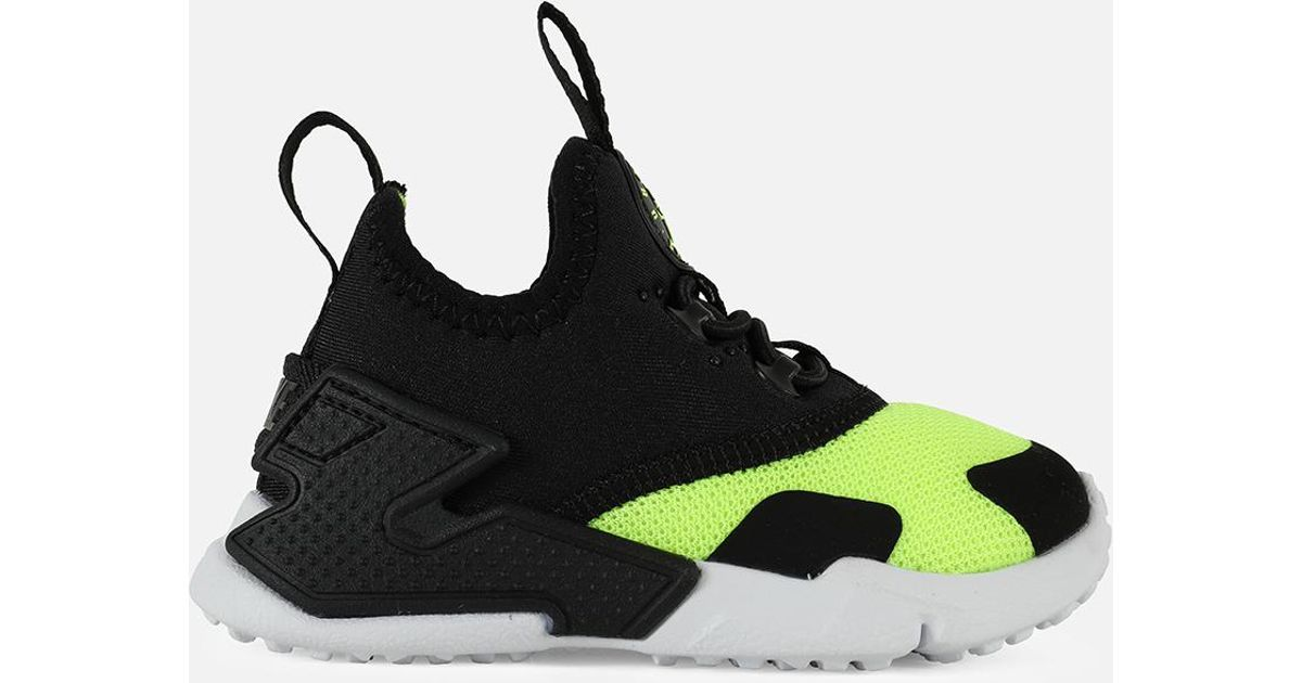 6025264873e Lyst - Nike Huarache Run Drift Infant in Yellow