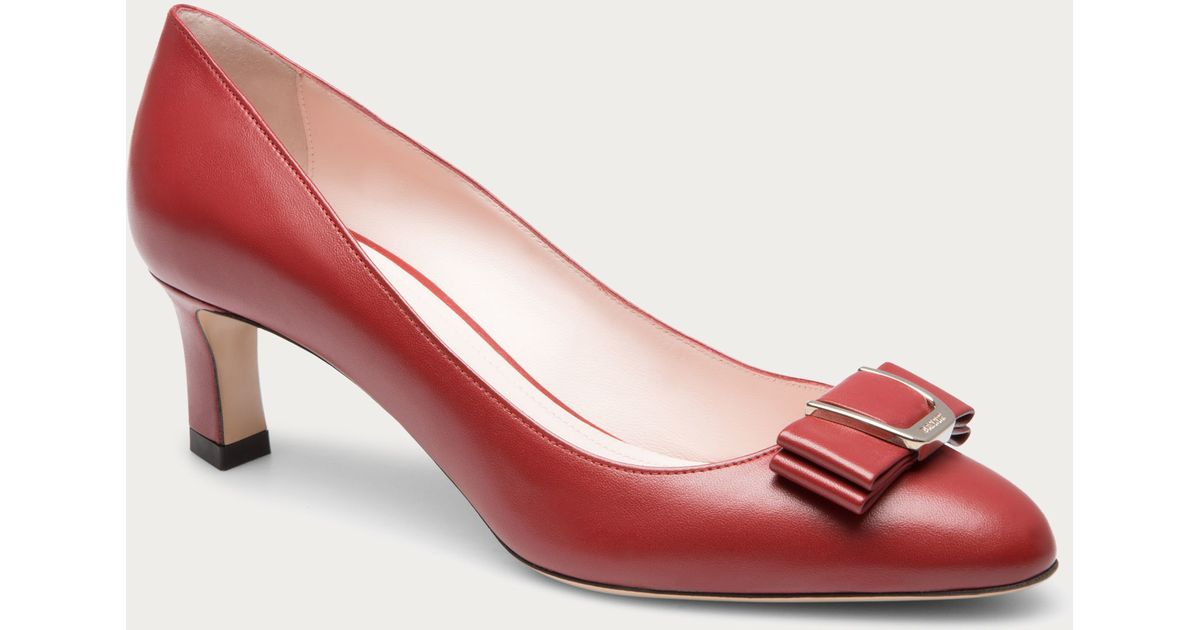 a5786293f46c Lyst - Bally Bellyna in Red