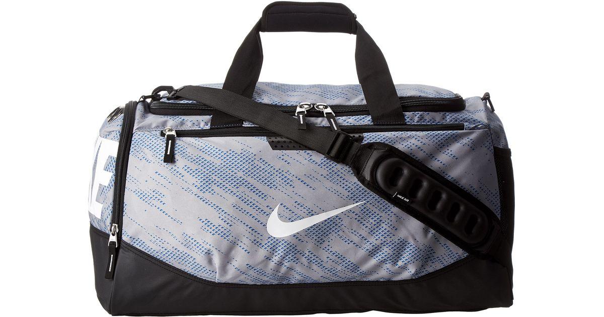 197678bc07 Lyst - Nike Team Training Max Air Medium Duffel Graphic in Blue