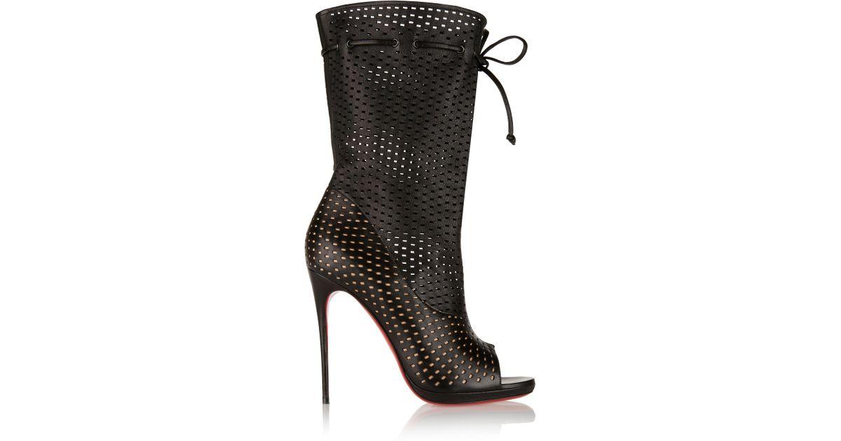 louboutin jennifer boots