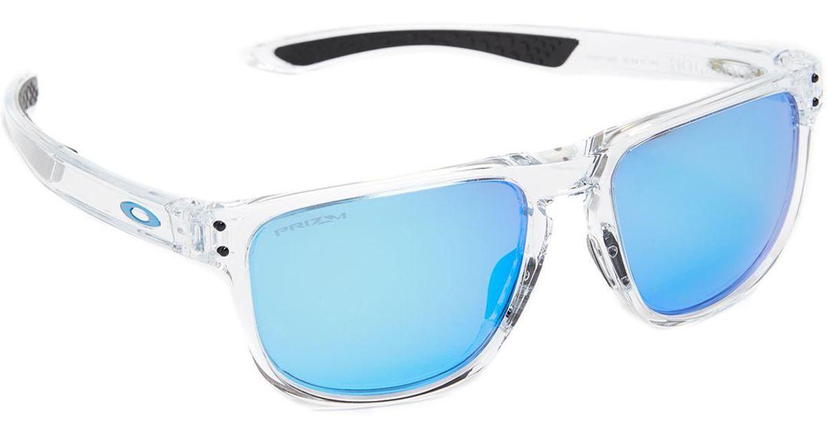 d510fd9257e19 Lyst - Oakley Holbrook Prizm Sunglasses in Blue for Men oakley prizm  sunglasses canada