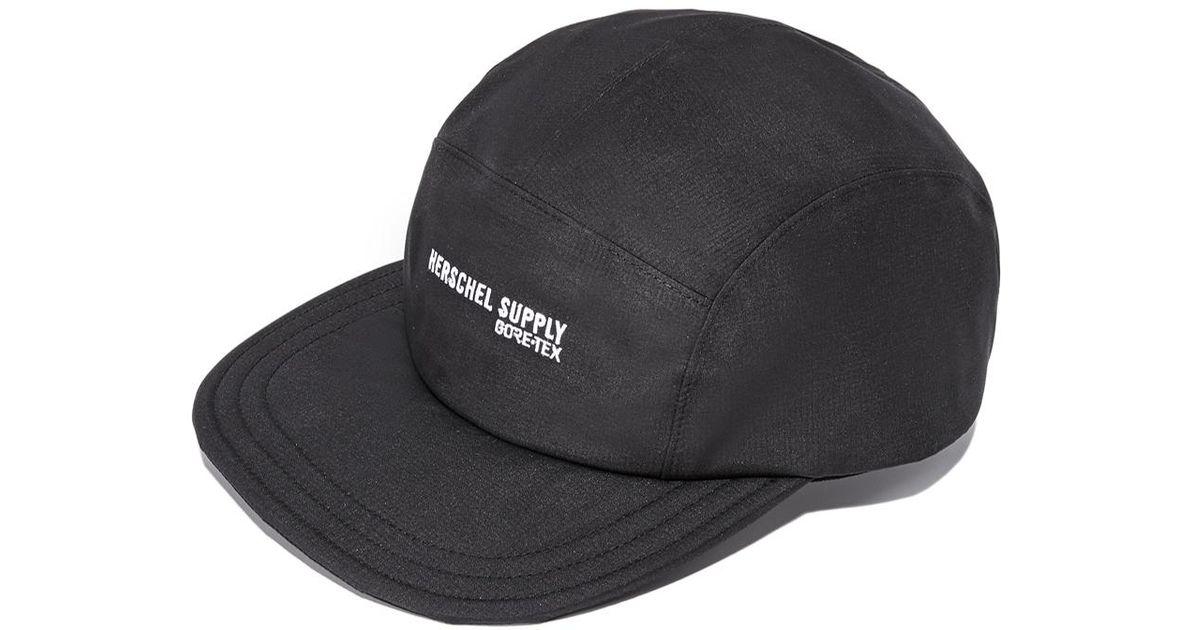 882d885241b Lyst - Herschel Supply Co. Glendale Packable Gore-tex Cap in Black ...