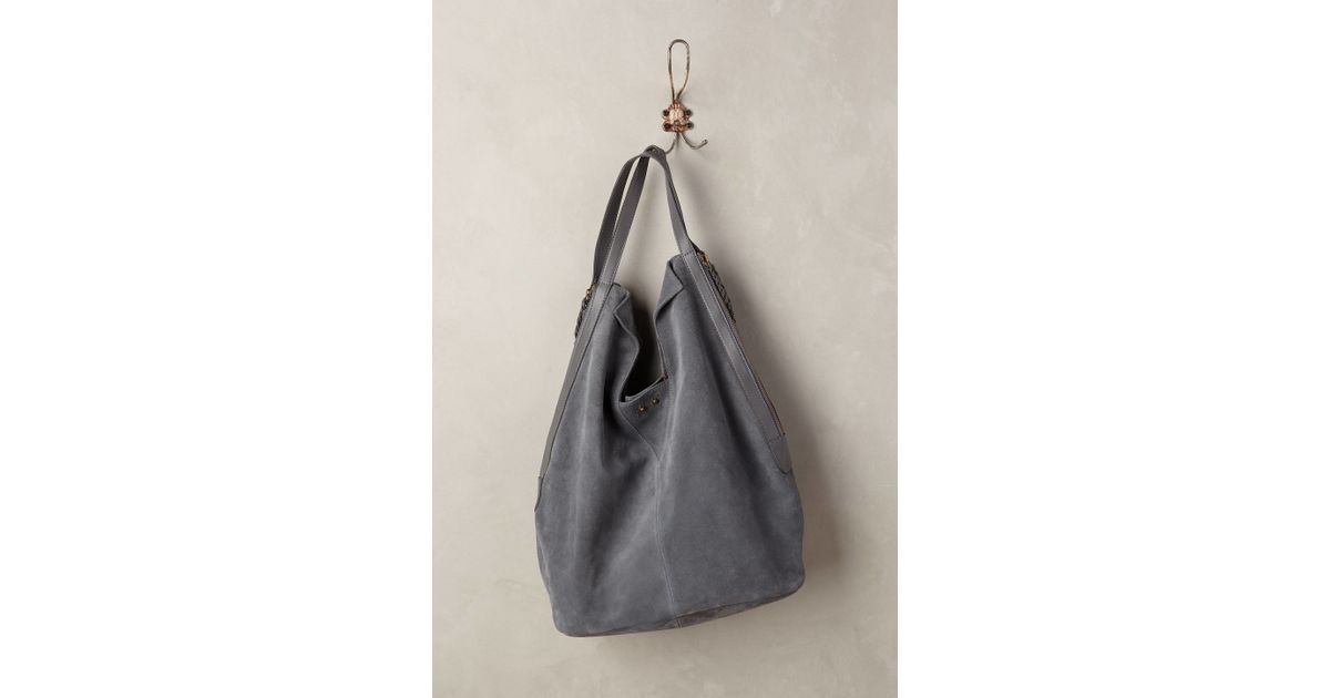 Holding horses Charlottenburg Hobo Bag in Gray | Lyst