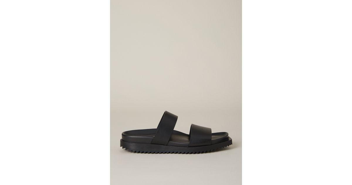 ANN DEMEULEMEESTER Vachetta sandals kWrkab4Gk