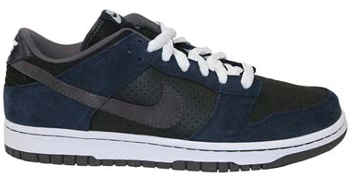 new concept 965da 232e5 ... Nike Sb Dunk Low Pro Obsidian Midnight Fog in Blue for Men - Lyst ...