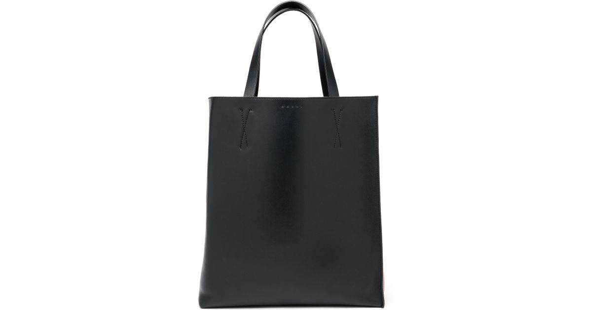 Marni Leather Hand Bag Outlet Finishline For Cheap Discount jWHtTEtsap