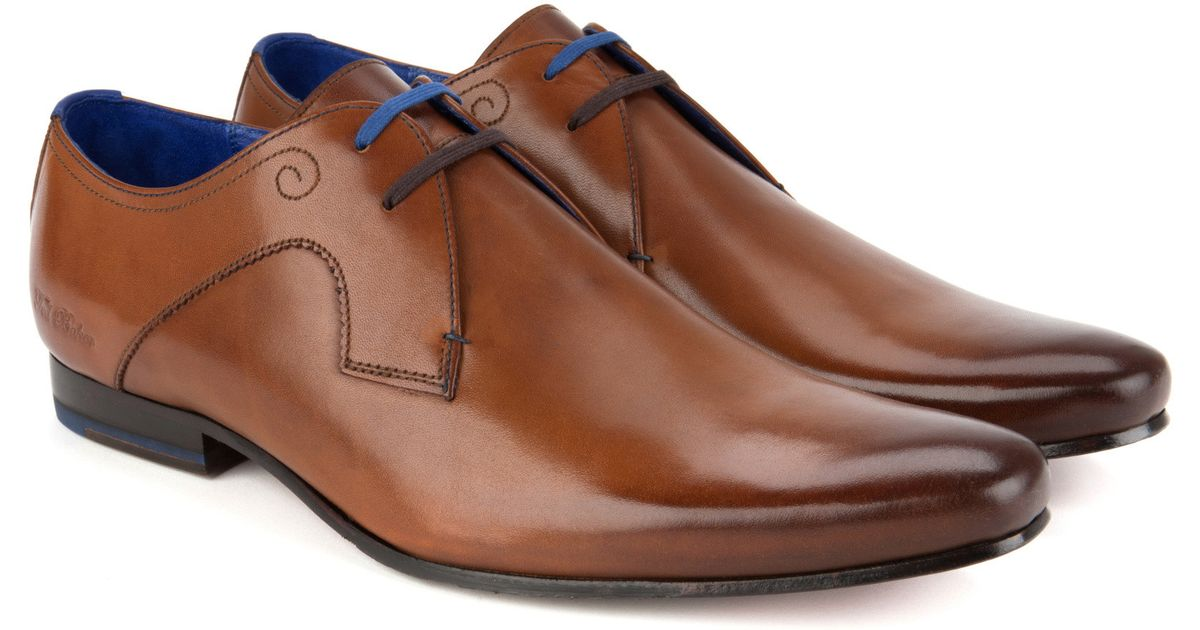 Leather Derby Shoes Ted Baker Cheap Online Shop Outlet Websites 7ada3w