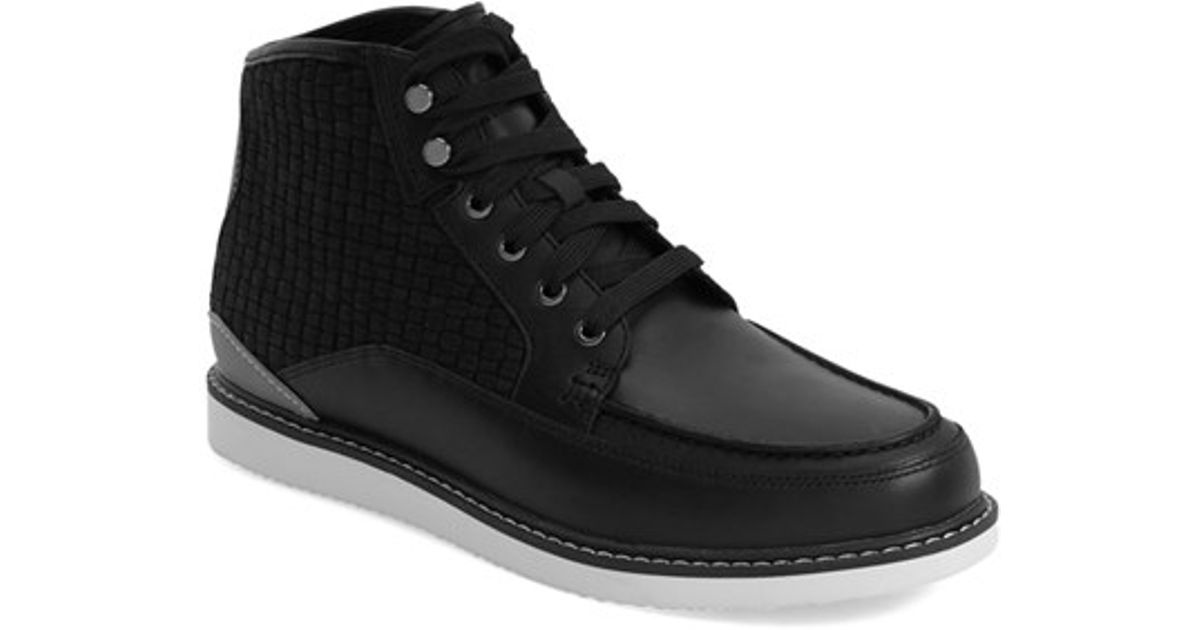 Black Timberland Newmarket Shoes For Sale