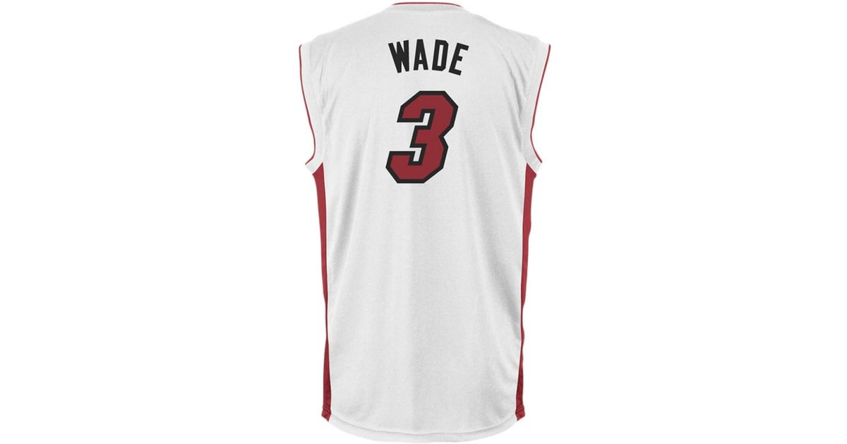 sports shoes 2d87f e24df dwyane wade replica jersey