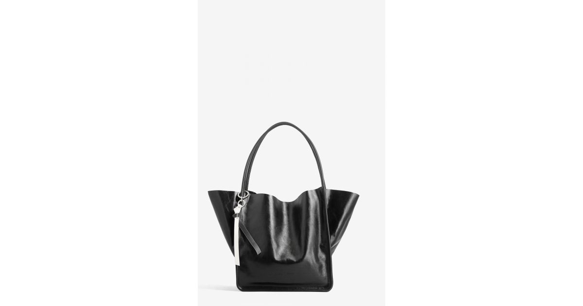 9356150f66c2 Lyst - Proenza Schouler Extra Large Tote Bag in Black