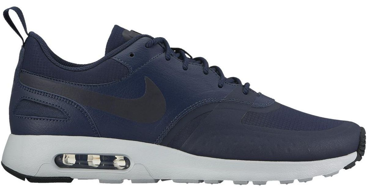 best website 56b62 f98c3 Lyst - Nike Air Max Vision Premium Casual Trainers in Blue f