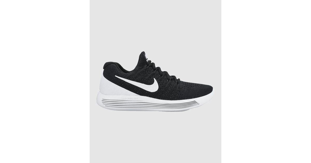 8e4d808f64b ... Lyst - Nike Lunarepic Low Flyknit 2 Running Shoes in Black for Men ...