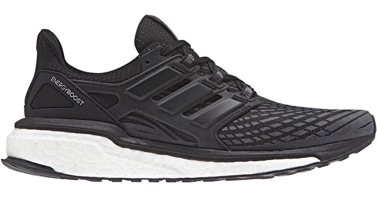 zapatillas 1ced de corriendo Adidas Energy Boost Lyst en negro 1ced zapatillas 114f9b
