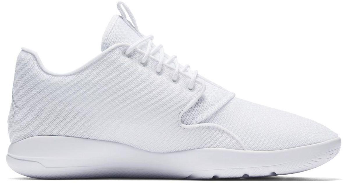 18e4441dc84b46 Lyst - Nike Jordan Eclipse Casualwear Trainers in White for Men
