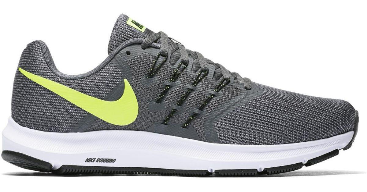 eedde9a4f22e2 Nike Run Swift Running Shoes in Gray for Men - Lyst