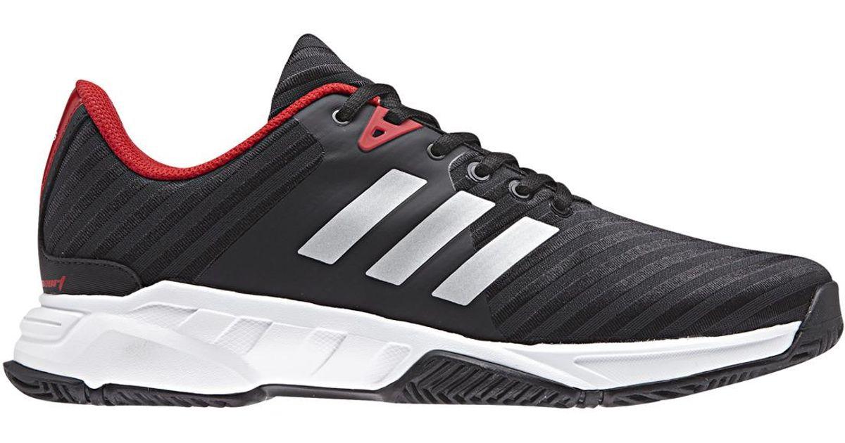 new product 2b7c4 76af5 Lyst - adidas Barricade Court 3 Tennispaddle Tennis Shoes in