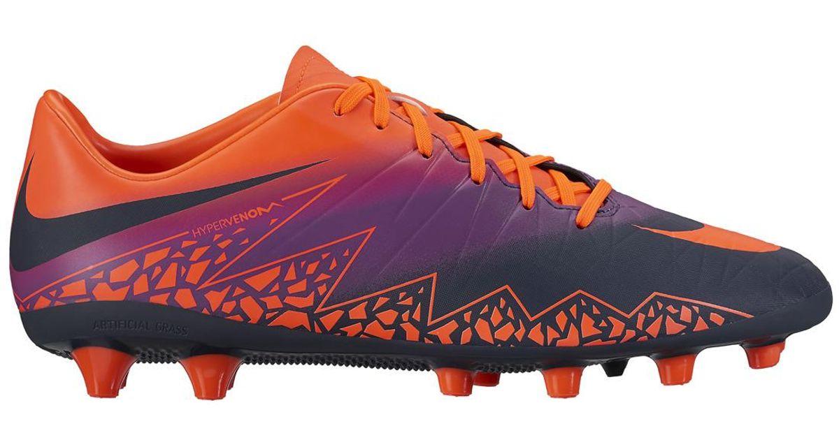 f83214f3af48 Lyst - Nike Hypervenom Phelon Ii Ag-pro Football Boots for Men