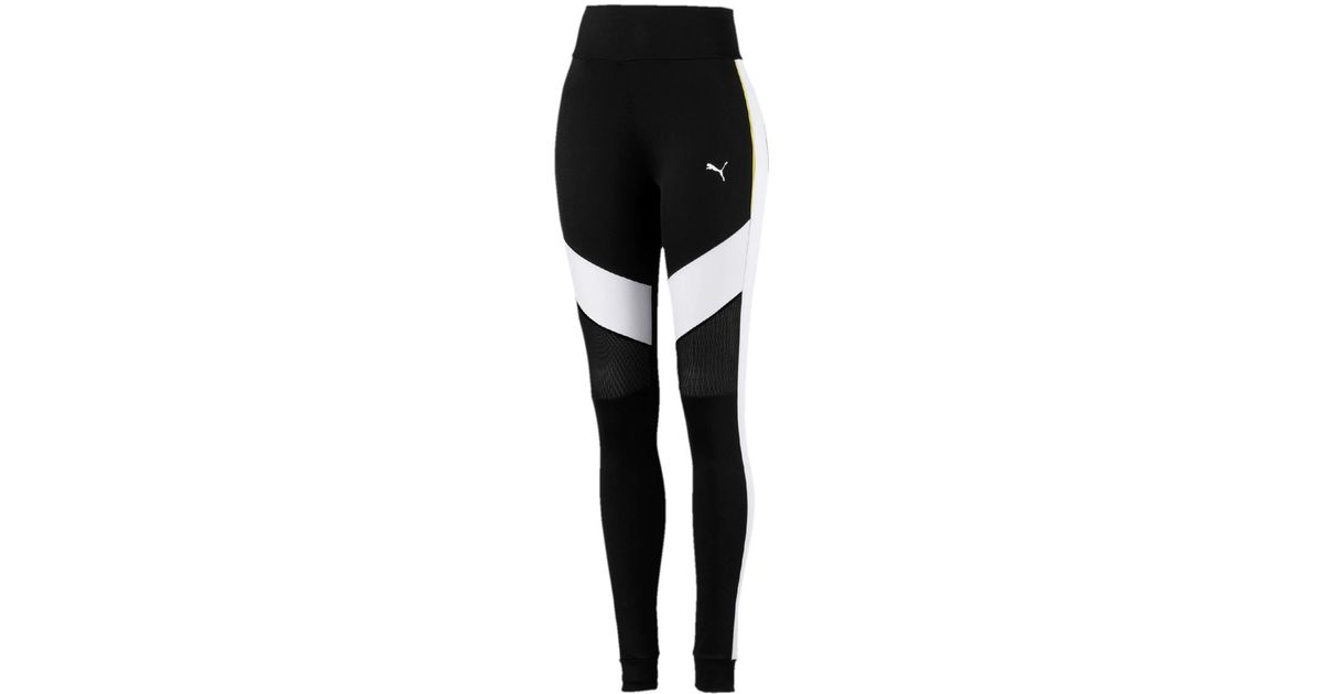 d170cf628c600 PUMA Chase Legging in Black - Save 22% - Lyst