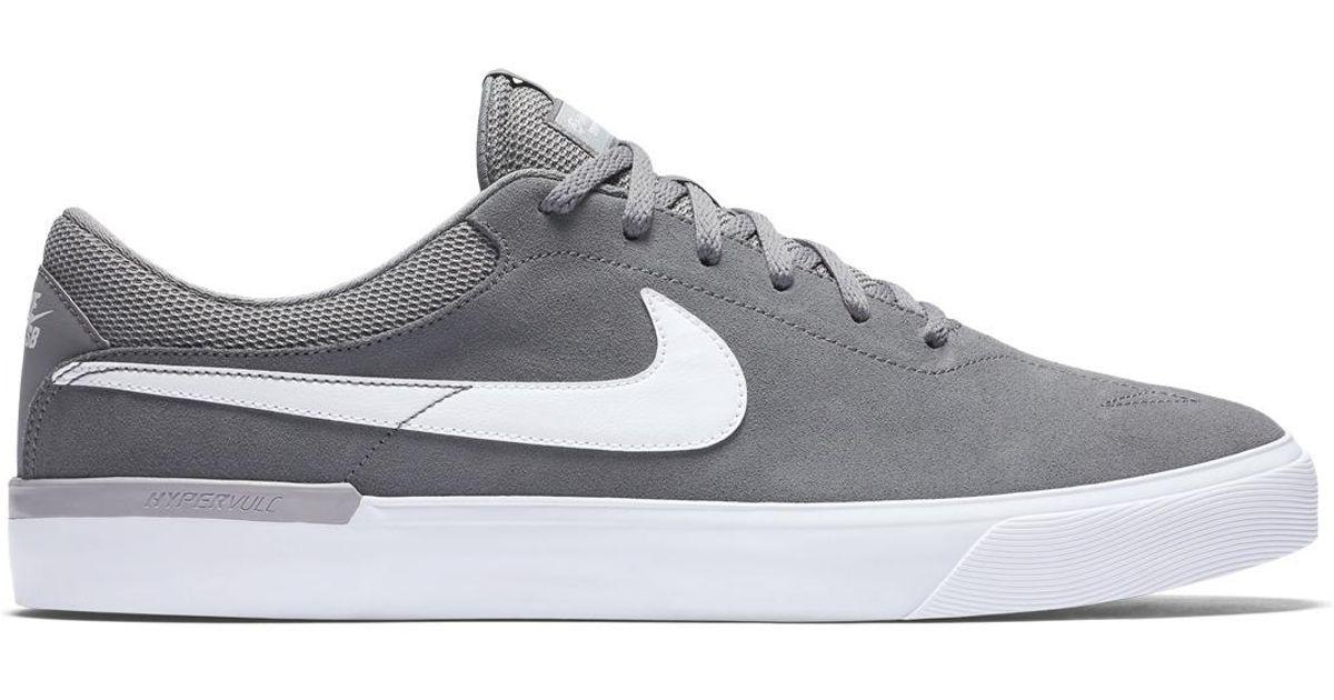 022806186496c Lyst - Nike Sb Hypervulc Eric Koston Skater Trainers in Gray for Men