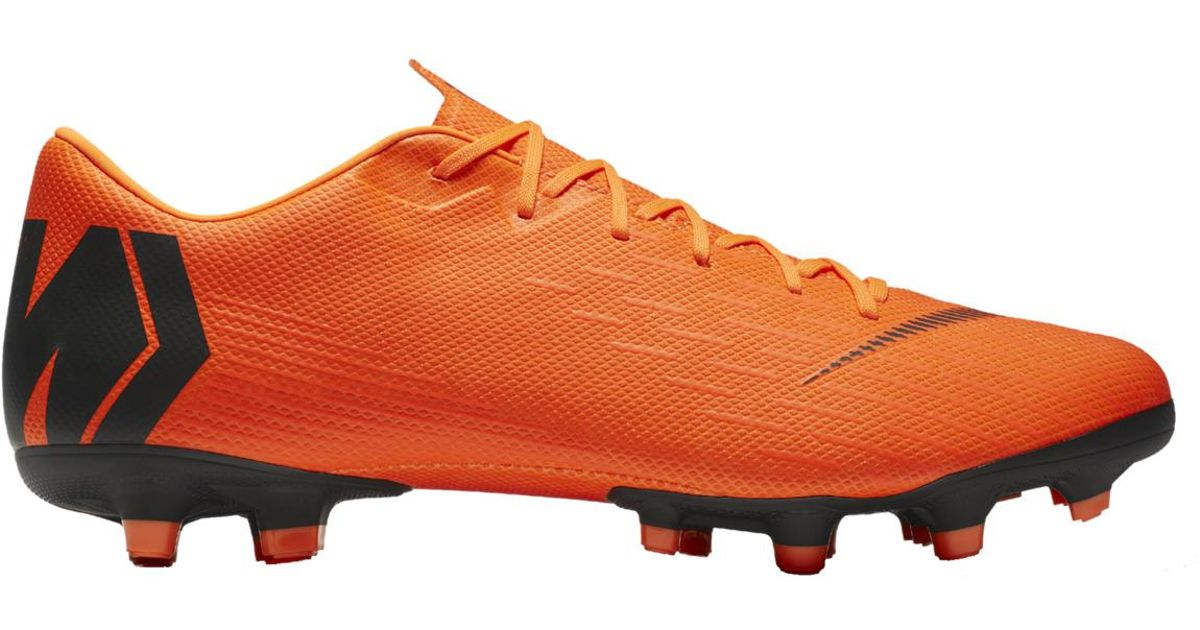 Lyst - Nike Mercurial Vapor Xii Academy Mg Football Boots in Orange for Men 65fc74e2d