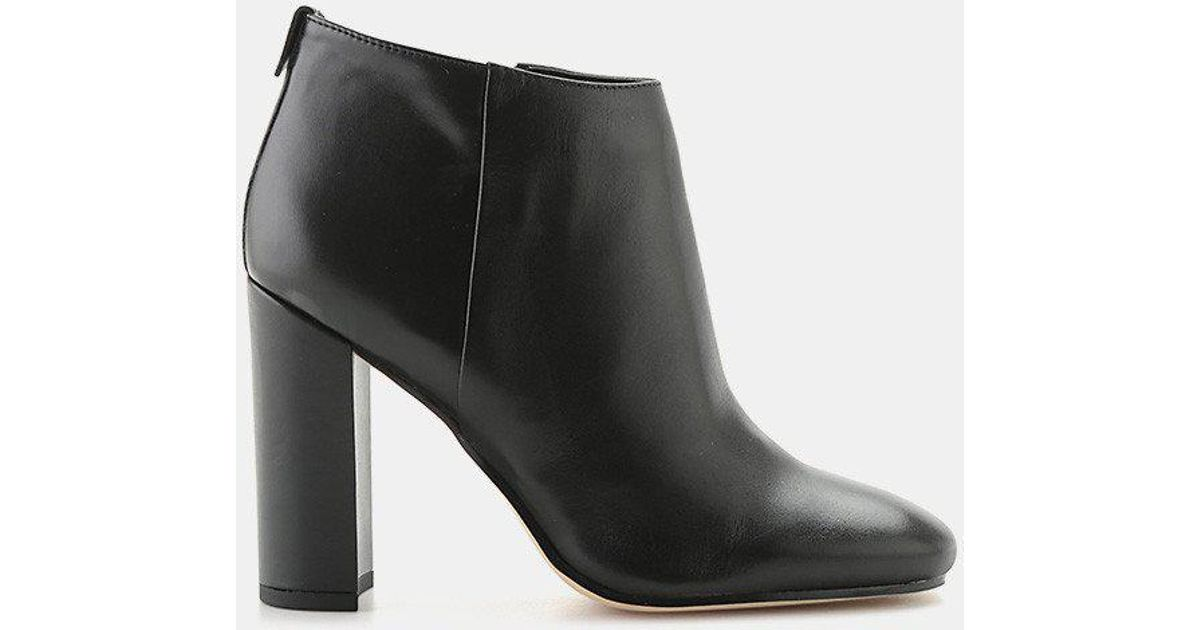4743ee9ef6f8 Lyst - Sam Edelman Campbell Leather Bootie in Black