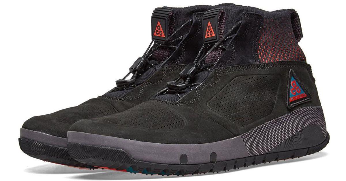 150cad85d6bf Lyst - Nike Acg Ruckel Ridge in Black for Men